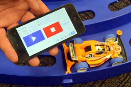 Mabeee创意,可将电池变成遥控智能电池的小盒子创意设计