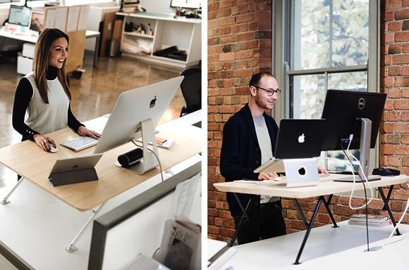 升降办公桌创意设计