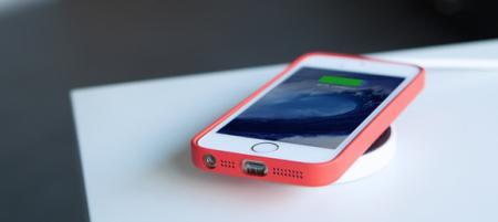 苹果Iphone无线充电板创意设计