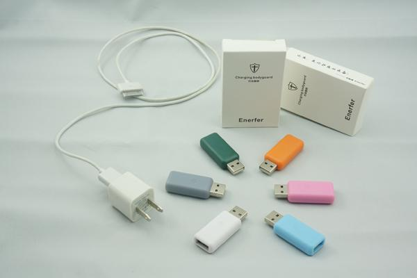 手机电池充电卫士创意设计