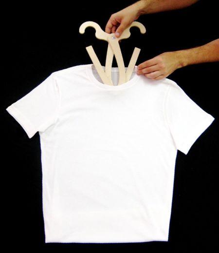 收纳衣架创意设计