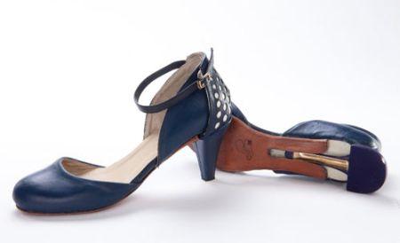 """""""多变""""的高跟鞋创意设计"""
