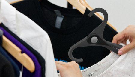 折叠衣架创意设计