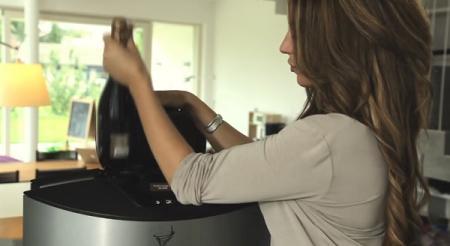 饮料速冻机创意设计
