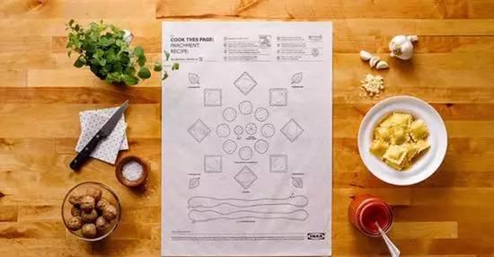 宜家推出的食谱创意,让你瞬间变顶级厨师