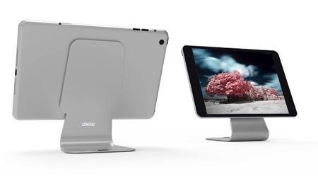 创意吸附式平板电脑支架创意设计