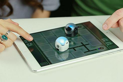 Ozobot创意,线路游戏智能机器人创意设计
