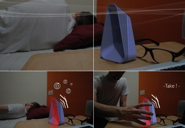 多功能逃生器创意设计