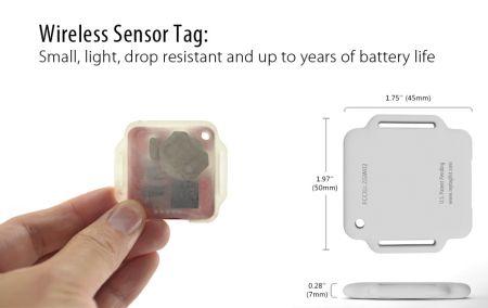 可以实时感应温度变化与动作的智能芯片创意设计