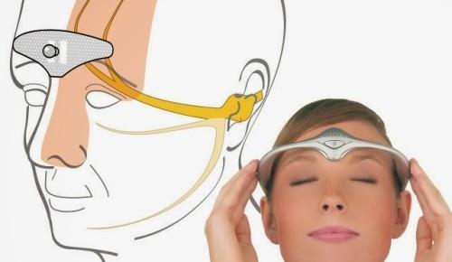 有效缓解偏头疼—Cefaly智能脉冲头箍创意设计