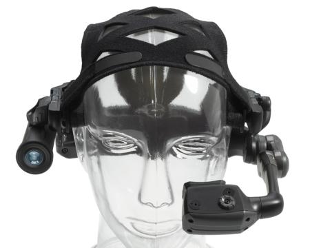 头戴式电脑创意设计