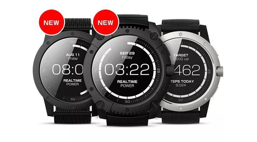 体温供电智能手表创意设计