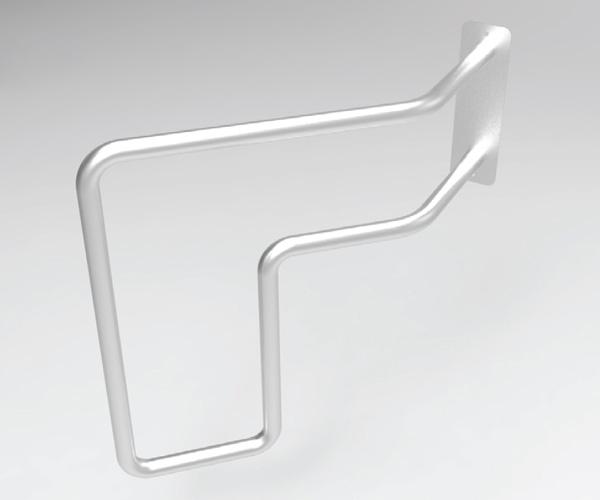 为你节省空间的自行车摆放架创意设计