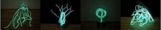 树形落地灯创意设计