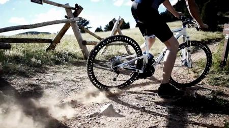 免打气自行车胎创意设计