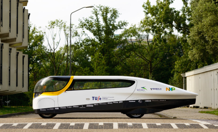 创意家用太阳能轿车创意设计