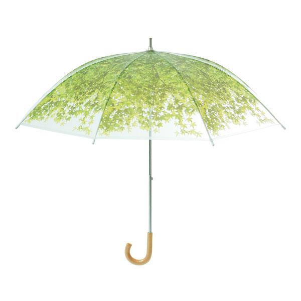 绿意雨伞创意设计