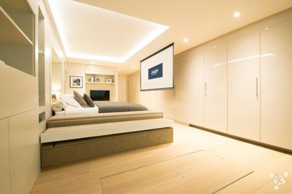 40平方公寓创新改造创意设计