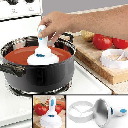 油脂吸收器创意设计