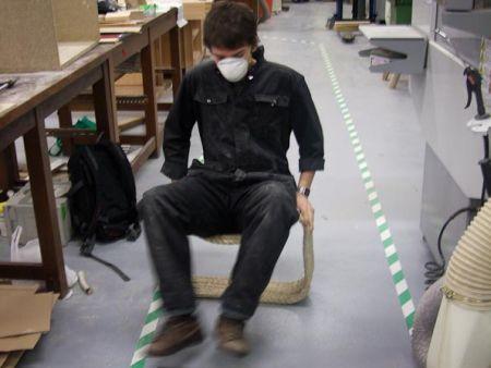麻绳小凳创意设计