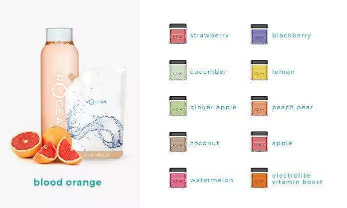 一键把自来水变成饮料的创意设计