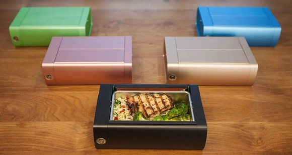 HeatsBox自加热饭盒创意设计