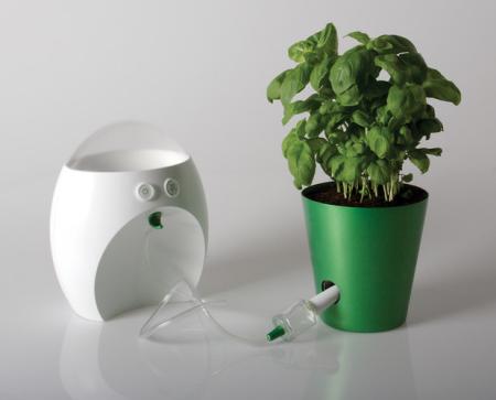 植物肥料回收与输送器创意设计