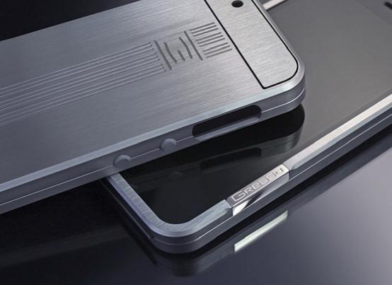 超抗压钛合金Iphone6外壳创意,售价2000美元