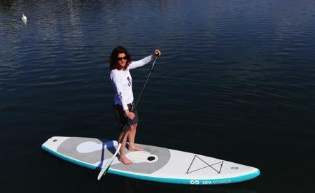 电动冲浪板创意,可自动充气创意设计