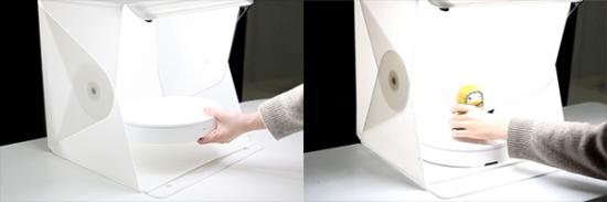 Foldio360创意,轻松实现360度无死角拍摄创意设计