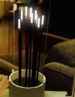 富有创意的家居灯饰创意设计