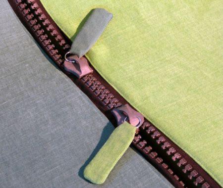 拉链组合沙发创意设计
