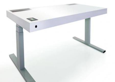 自调高度体感办公桌创意设计