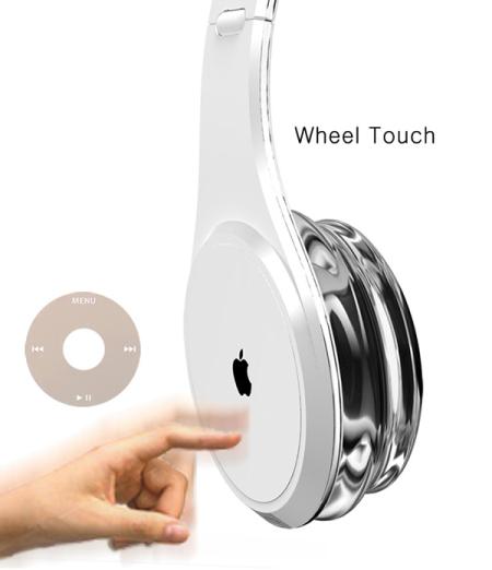 音响与耳机的完美结合创意设计