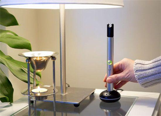USB充电式点火器创意,可取代打火机