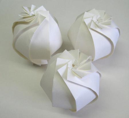三维折纸秀创意设计