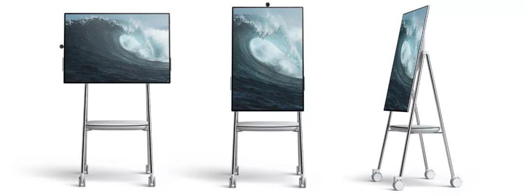微软发布Surface创意,Hub,2,重新定义未来办公场景创意设计