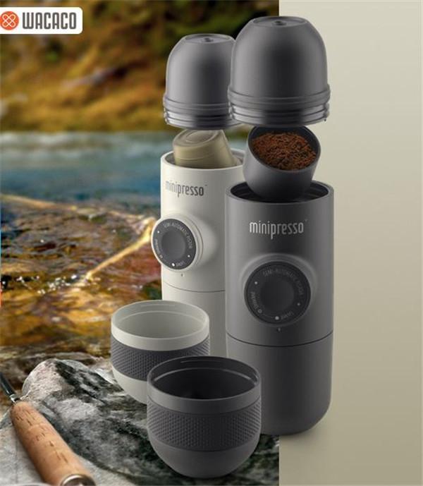 手动式便携咖啡机创意设计