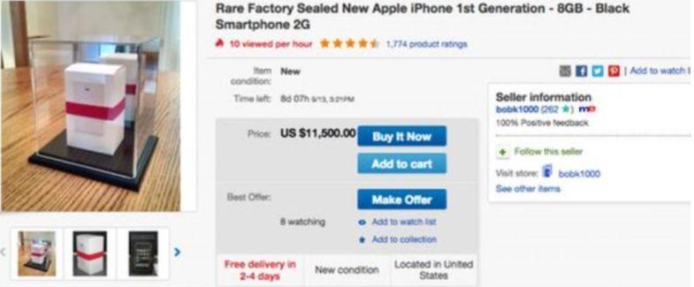 看看这些电子产品值多少钱?传家宝升值潜力堪比黄金