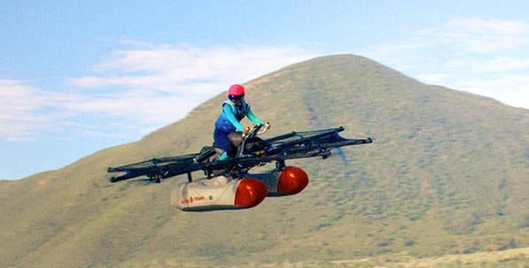 飞行车Kitty创意,Hawk,Flyer将在年底开售