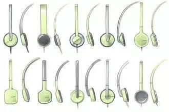 HY智能隐形耳机创意,功能相当厉害创意设计