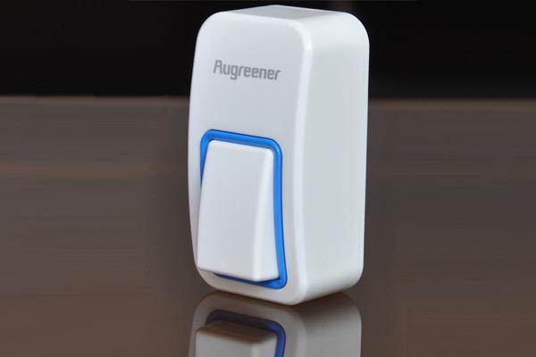 免电池遥控门铃创意设计