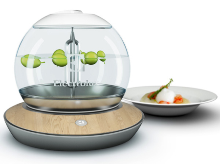 2012伊莱克斯创意设计竞赛10大最值得关注产品创意设计