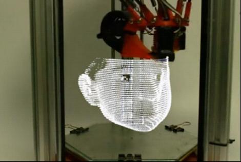 光影3D打印技术创意设计