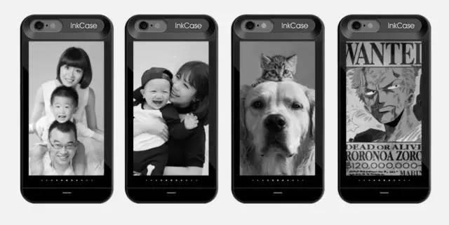 让iPhone拥有两个屏幕的手机壳创意设计创意,一个还是kindle!