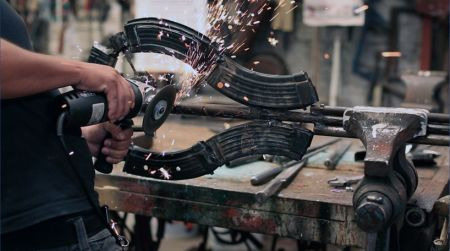 枪械与乐器创意设计