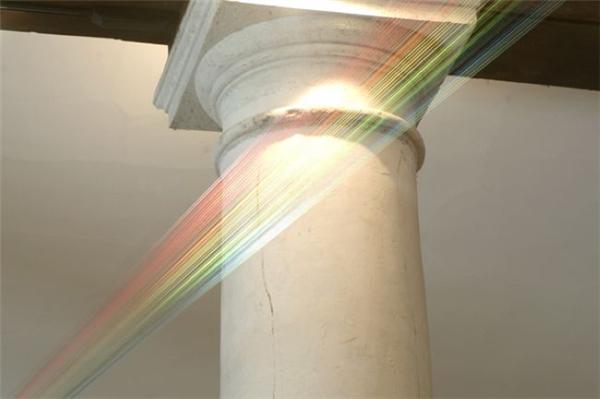 唯美人造彩虹创意设计