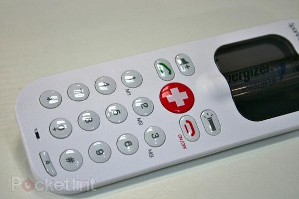 可供电15年的急救手机创意设计
