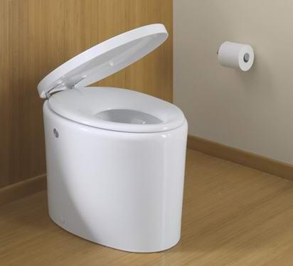Purist Hatbox马桶的创意设计