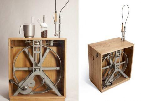 手动食品加工机创意设计